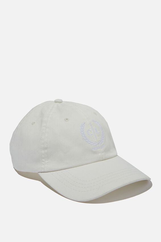 Ceres Life Logo Cap, WARM WHITE