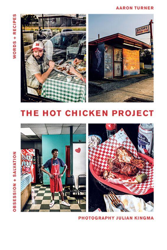 Hot Chicken Project, AARON TURNER