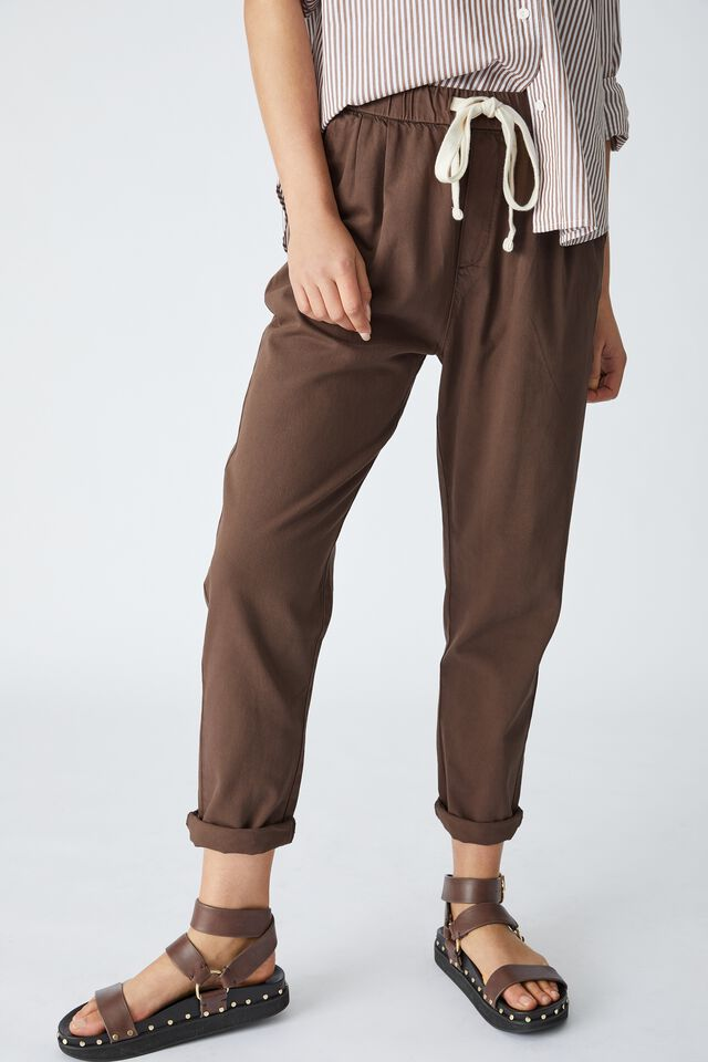 Baggy Everyday Pant, CLOVE