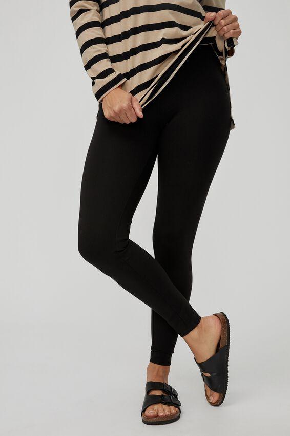 The Daily Legging Tall, BLACK