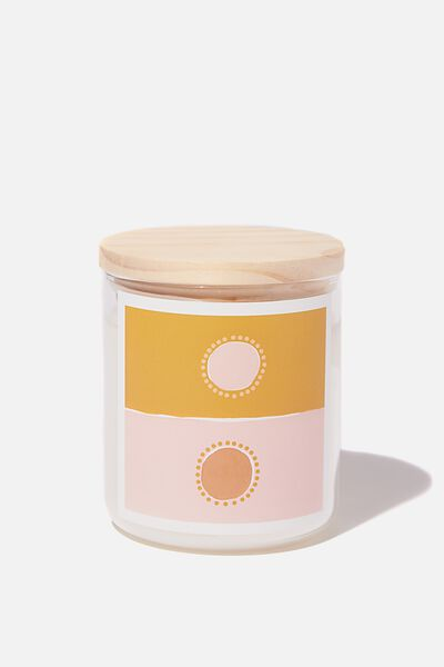 The Commonfolk Soy Candle 600G, TWO SUNS