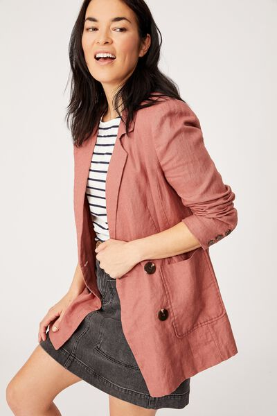 The Club Blazer, RUST