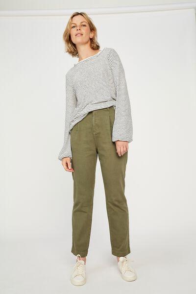 Weekend Pants, SOFT OLIVE