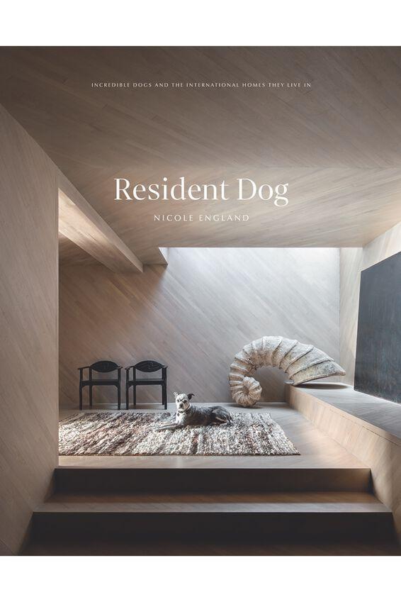 Resident Dog Book, England, Nicole