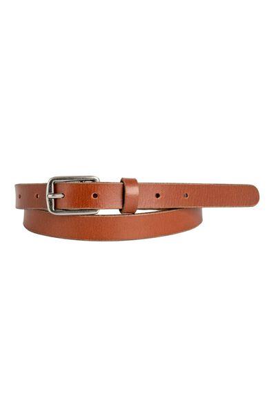 Loop Leather Co. Cloe Belt, TAN