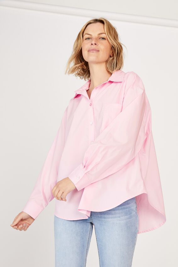 The Daily Shirt, FAIRY FLOSS PINK