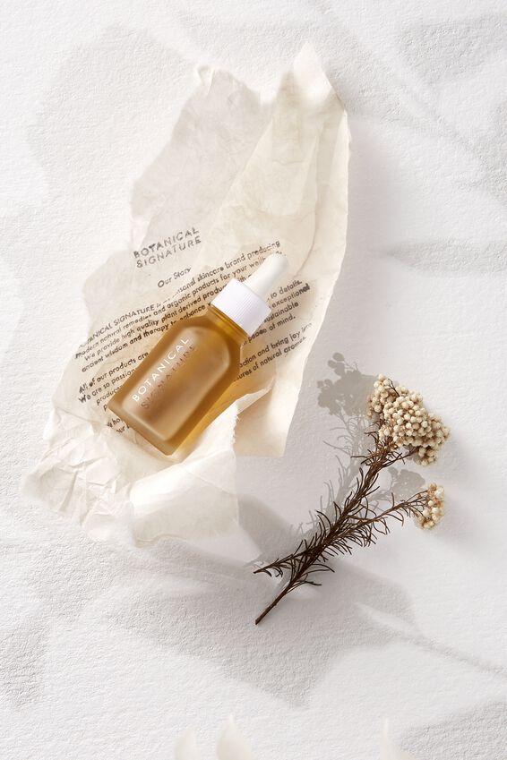 Botanical Signature Restoring Hand & Nail Oil 30Ml, N/A