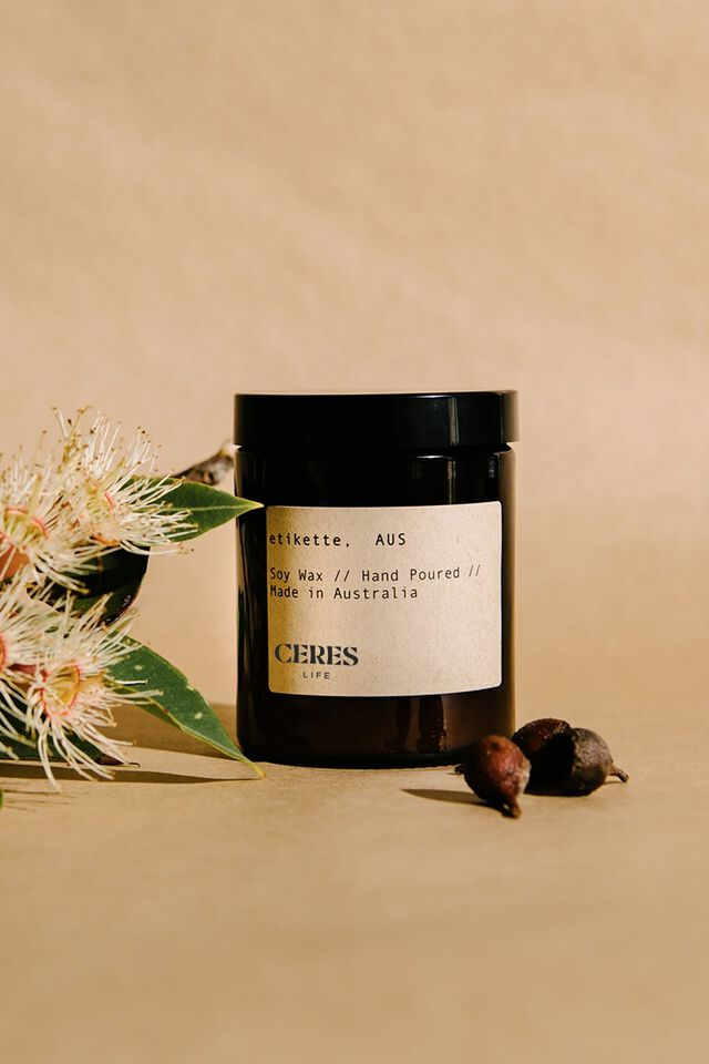 Etikette Soy Candle 175Ml, CACTUS FLOWER