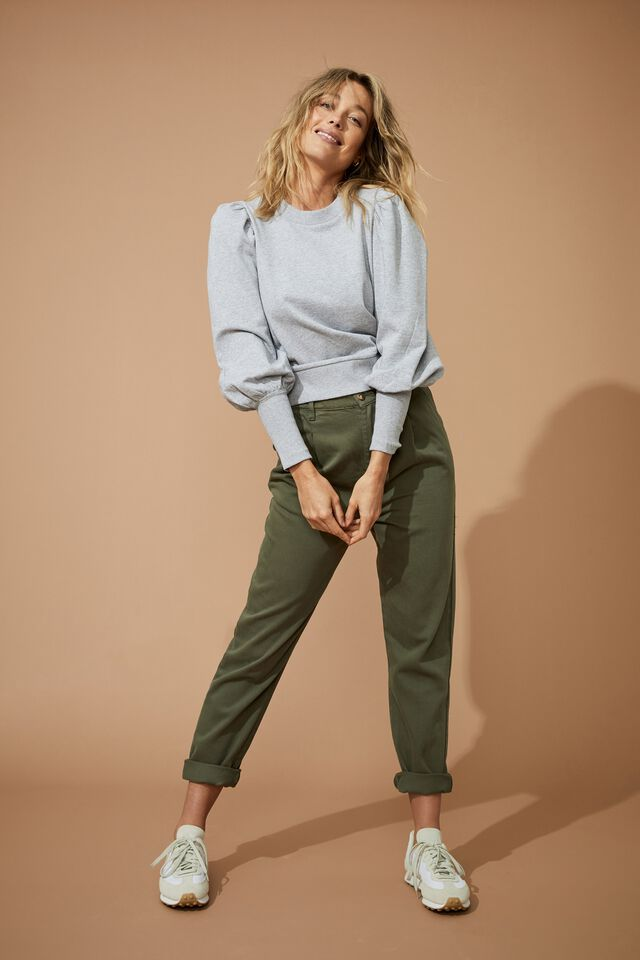 Weekend Pant, SOFT OLIVE